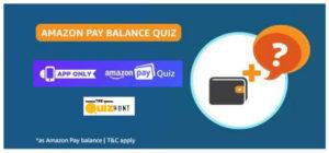 Amazon Pay Balance Quiz