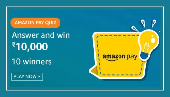 Amazon Pay Quiz Answers