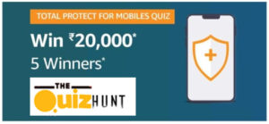 Amazon Total Protection for Mobile Quiz