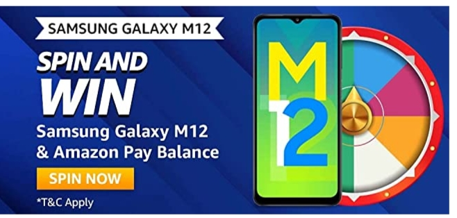 What makes M12 the Monster Reloaded? Amazon Samsung Galaxy M12 Quiz
