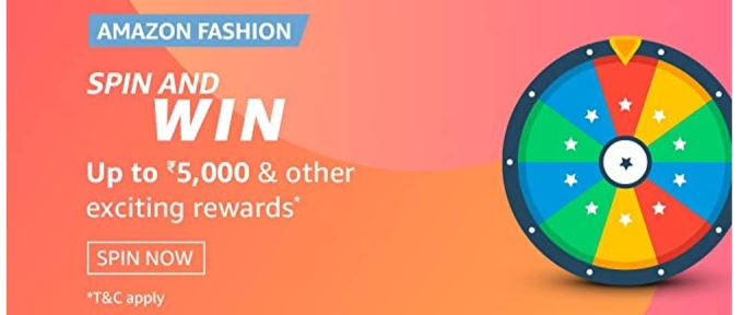 Products from which categories will be on sale during Amazon Fashion - Mega Fashion Sale (26th - 28th March)?