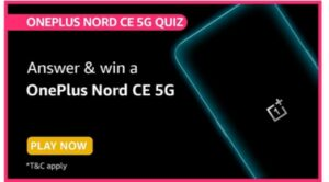 What is the name of the new OnePlus Nord …. June 2021?