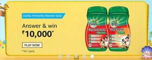 Which of the following Zandu products help build immunity?