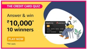 On an Amazon Pay ICICI Bank credit card, one gets Reward Points of what percentage for shopping on Amazon?