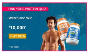 Fast&Up 'Your nutrition partner in fitness, immunity & daily good health' stands for intelligent nutrition. True or False?